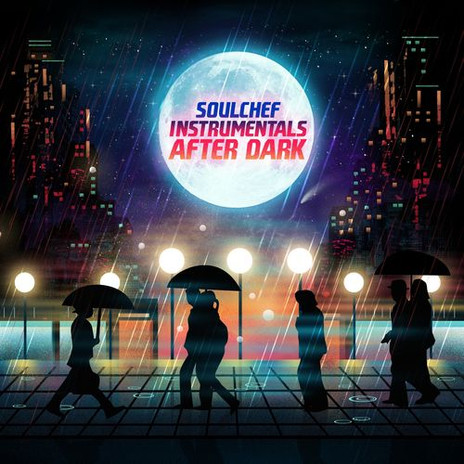 SoulChef - Instrumentals After Dark