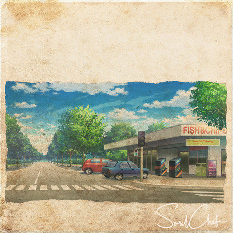 SoulChef - Home