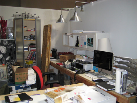 Before & After: Warehouse Space