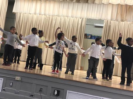 Dance Residency: Grade 1
