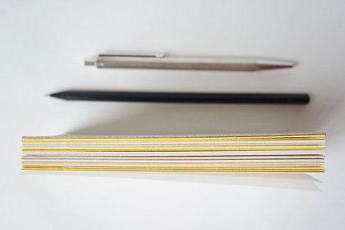 poznámkový blok PRALINE / M lemon