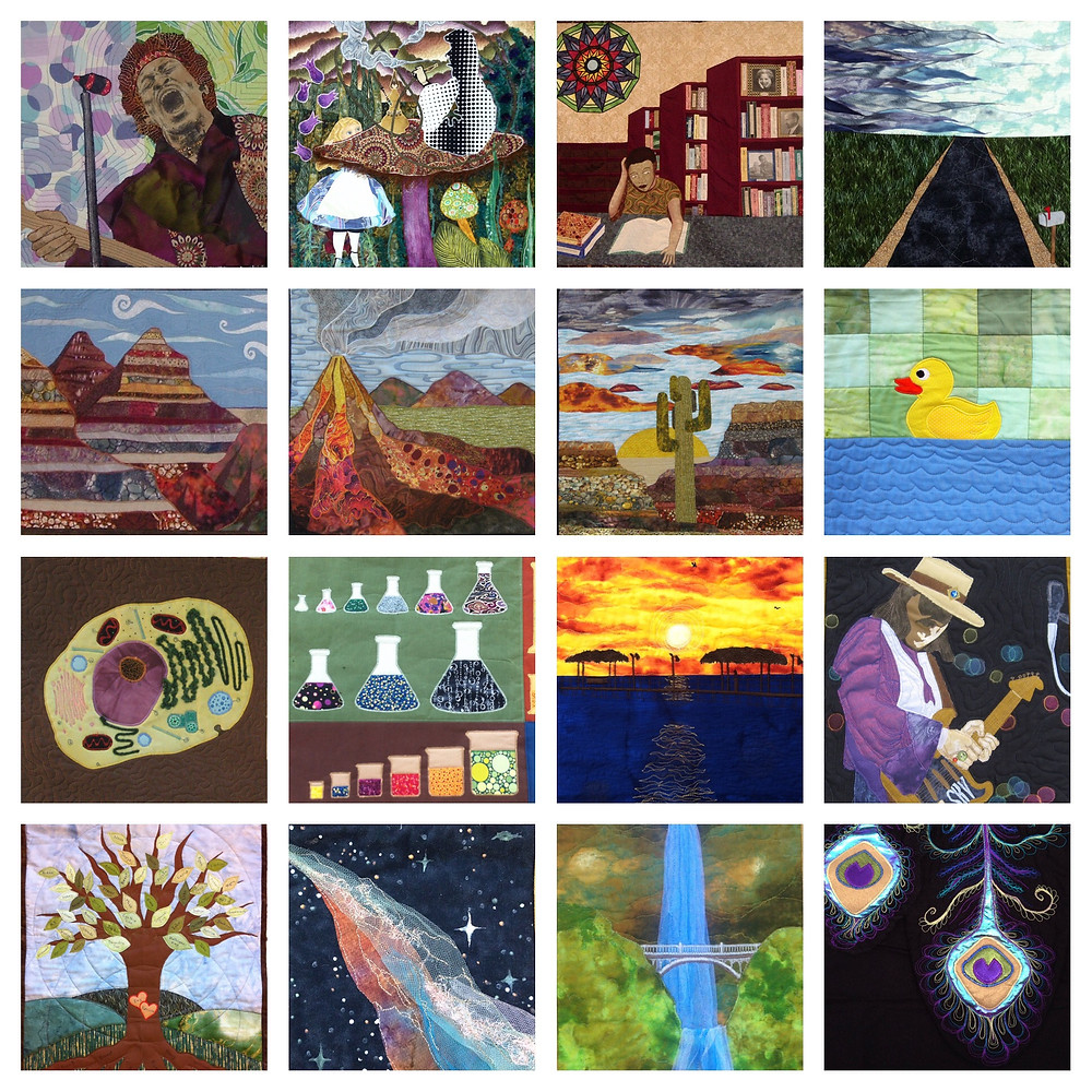 Quilted Art 2002-2017