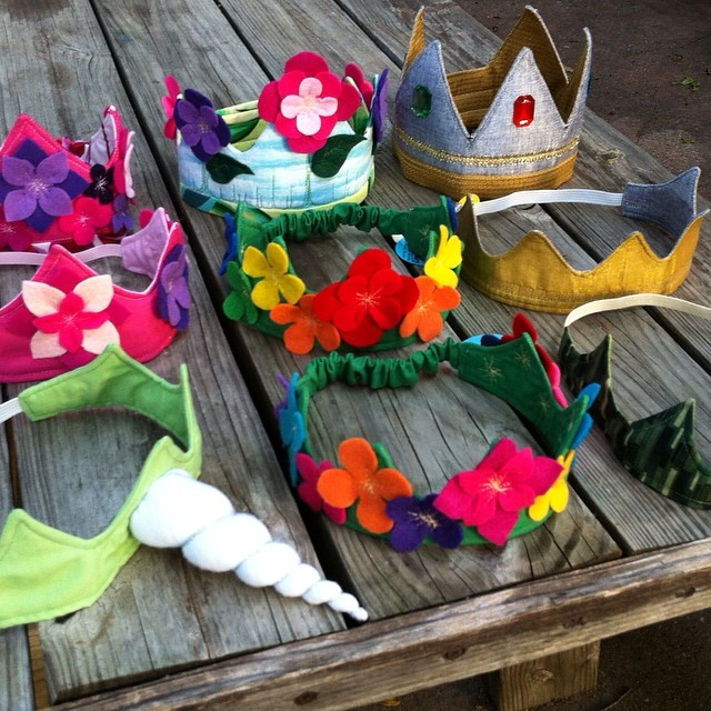 Just finished a new batch of crowns. Hollar if you want any. I am going to be dropping them off _par
