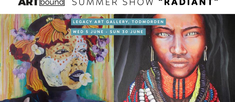 """Artbound Summer Show """"Radiant"""""""