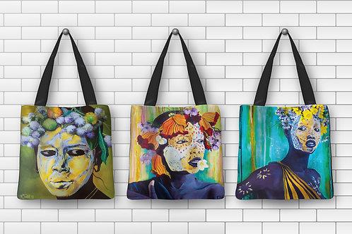 Premium Printed tote bags