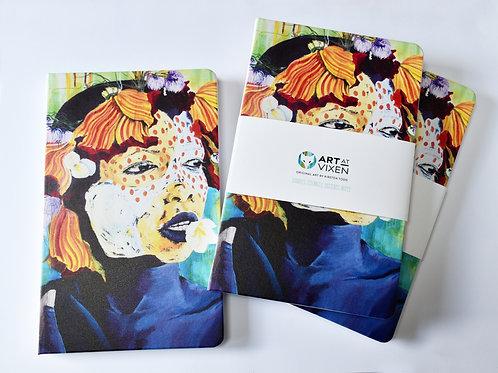 Bespoke A5 Hardcover Notebooks