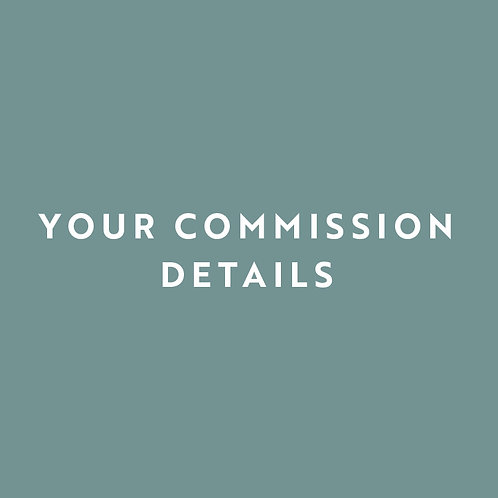 YOUR COMMISSION