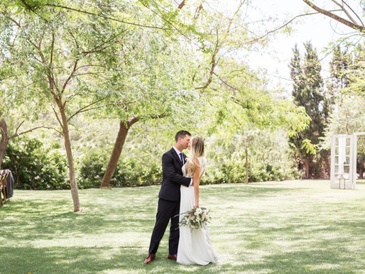 Jessy & Matt's Classic Wedding
