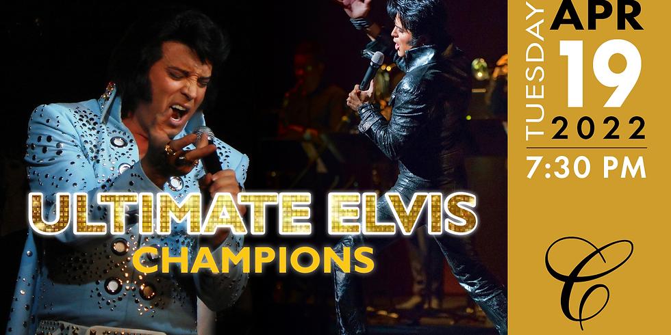 Ultimate Elvis Champions