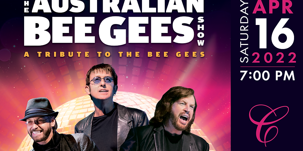 The Australian Bee Gees Show A Tribute to the Bee Gees