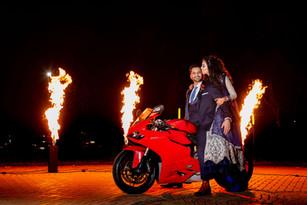 Love All Way starts a Fire