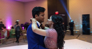 2019 1st dance - Indian wedding