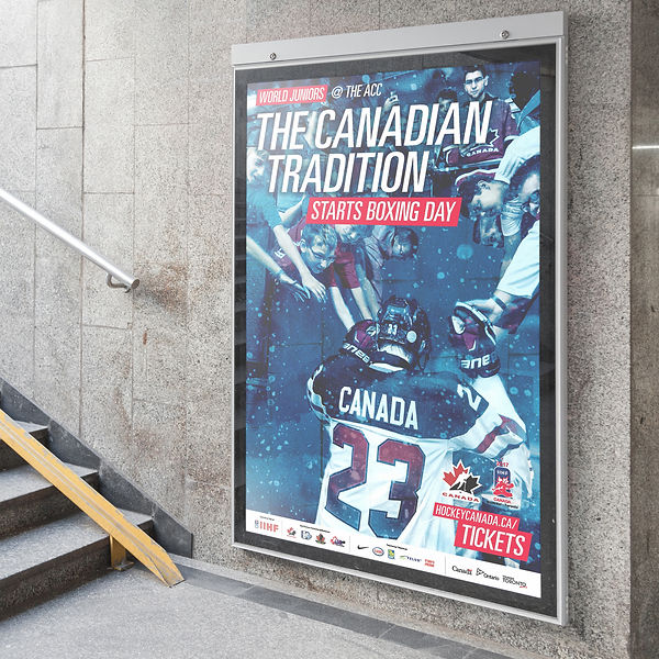 2017 World Junior Subway Poster