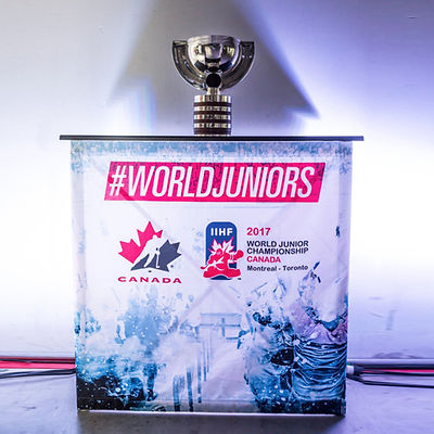 2017 World Junior Trophy Table
