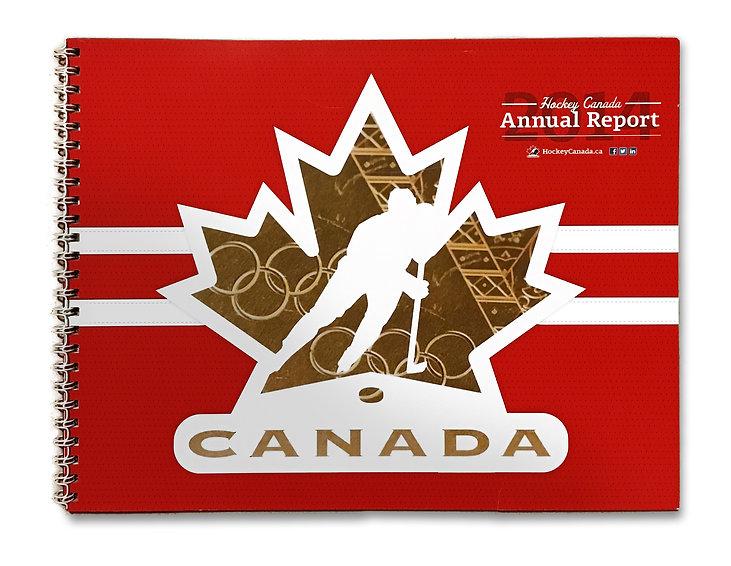 Hockey Canada Annual Report