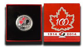 Hockey Canada Coin Package