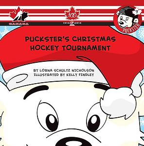 Book Puckster's Christmas Hockey Tournament
