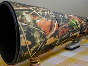 イージーカバー レンズオーク ソニー FE 200-600 F5.6-6.3 G OSS フォレスト カモフラージュの紹介
