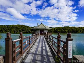 山田池公園(とけいはんな記念公園)の散策日記(2020年9月27日)