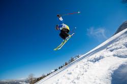 10 Ski Alpin Sprung