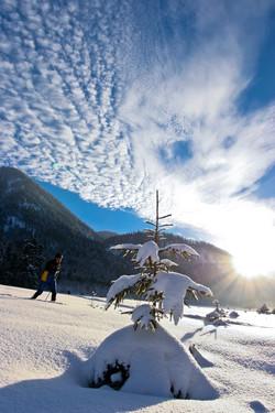 9 Schneeschuhwandern