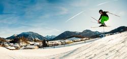 10 Skifahren am Westernberg