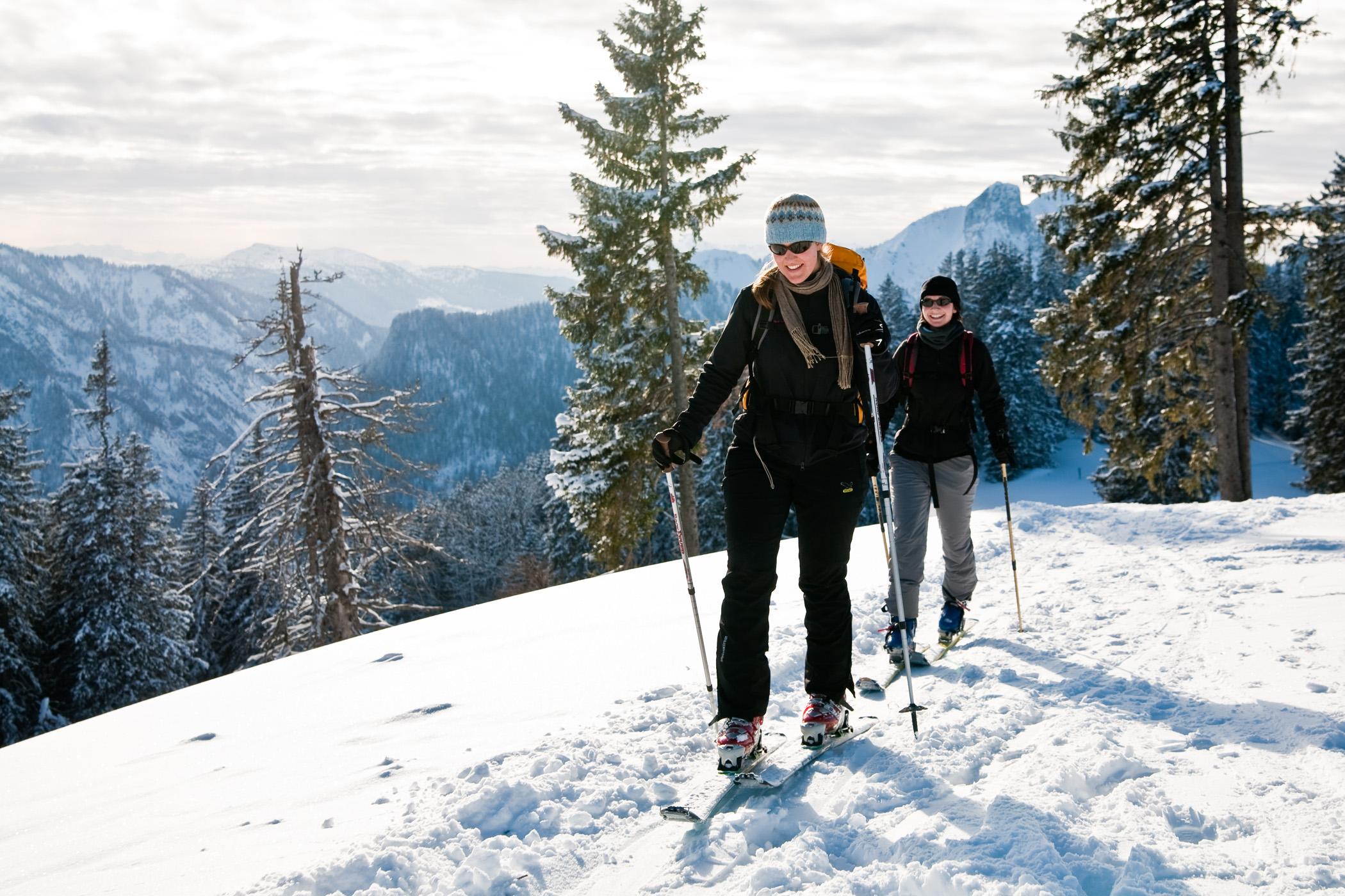 9 Skitour auf den Unternberg