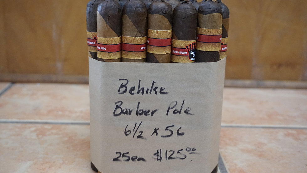 BEHIKE BUNDLE BARBER POLE