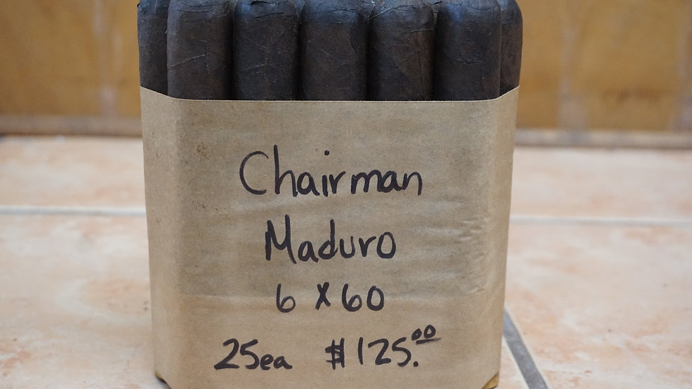 CHAIRMAN BUNDLE MADURO