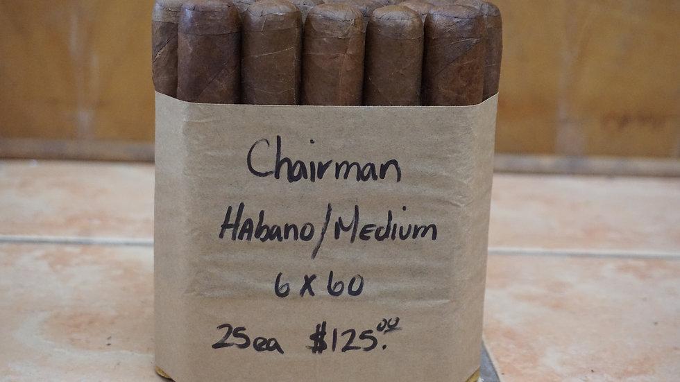CHAIRMAN BUNDLE HABANO