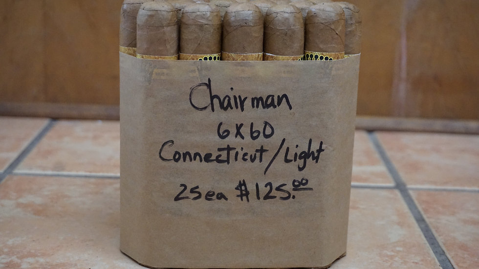CHAIRMAN BUNDLE CONNECTICUT