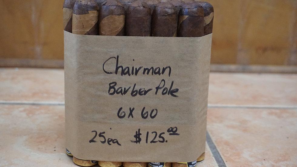 CHAIRMAN BUNDLE BARBER POLE