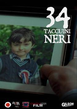 34 Taccuini Neri