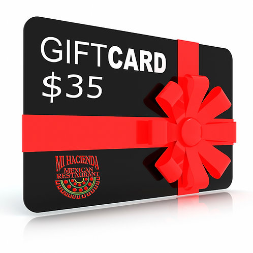 Mi Hacienda Gift Card