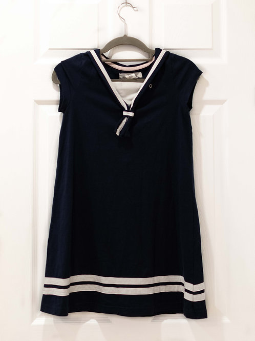 Girl's H&M Sailor-Style Dress - 8/10