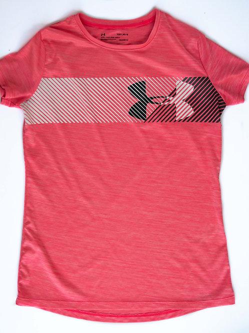 Girl's Under Armour Shirt -14