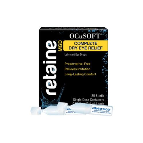 Retaine Complete MGD 30 vials