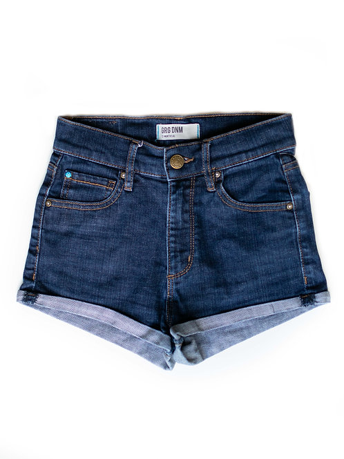 GARAGE Denim Shorts - 14/16
