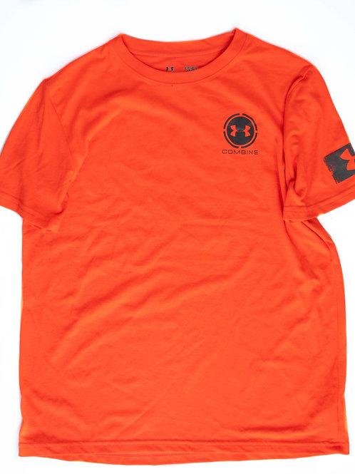 Boy's Under Armour T-Shirt - 10/12