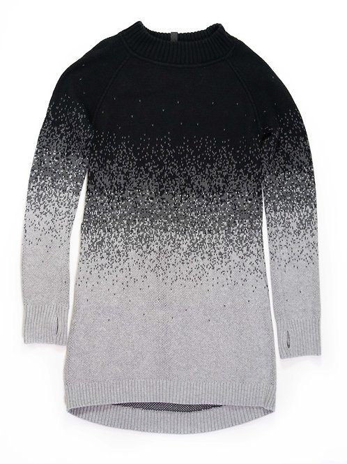 Girl's Ivivva Reversible Knit Sweater - 12/14