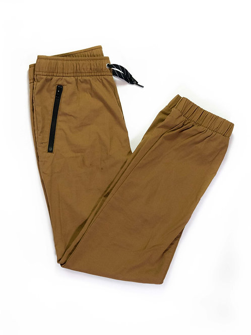 Boy's Tan Old Navy Pant - 10/12