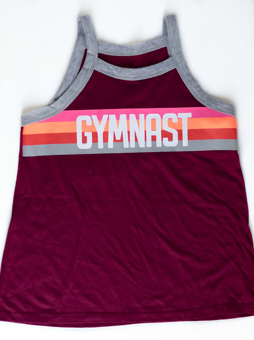 Girl's Justice Tank Top - 12