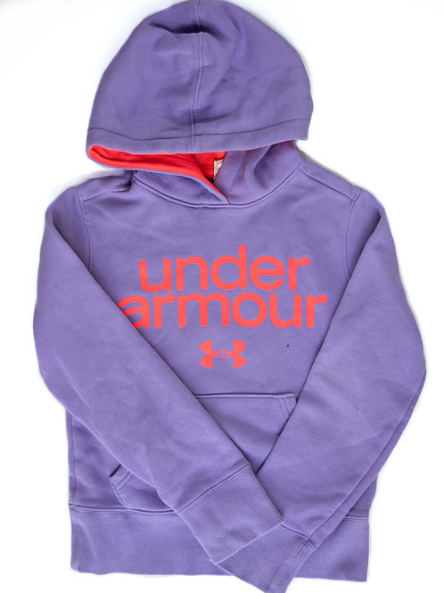 Girl's Under Armour Hoodie - 7/8