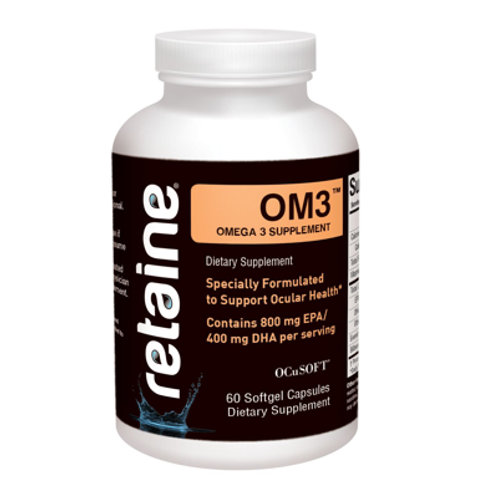 RETAINE OM3 nutritional Supplement