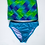 Thumbnail: Girl's Speedo 2-Piece Swimsuit - 8/10