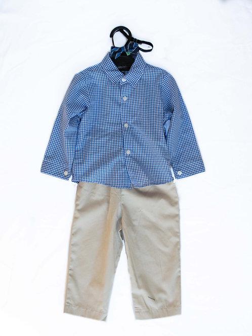 Boy's 3-Piece Suit - 24 Months