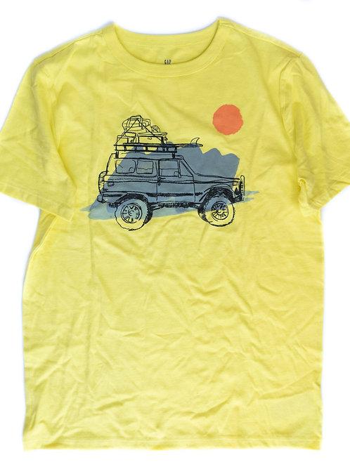 Boy's Gap T-Shirt - 10/12