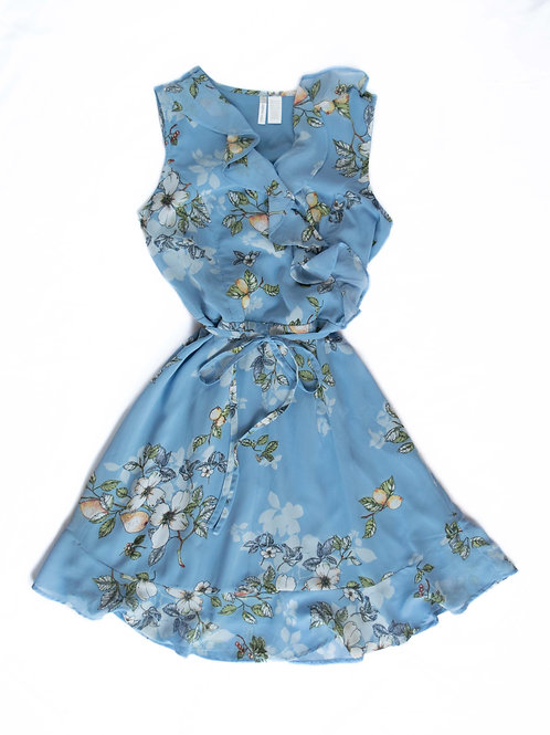 Women's Blue Dress -Small