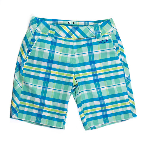 Oakley Plaid Shorts - Adult Size 2