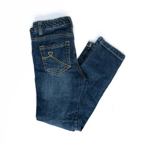 Girl's Jeans - 8